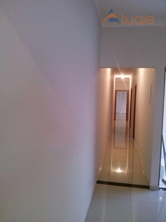 Casa de 2 dormitórios em Vila Amorim, Americana - SP