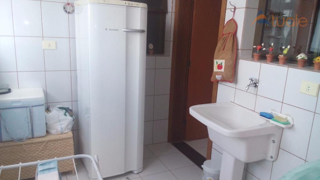Apartamento de 3 dormitórios em São Manoel, Americana - SP