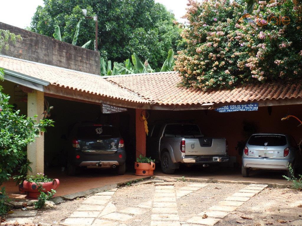 Chácara de 1 dormitório à venda em Chácara Estrela D Alva, Sumaré - SP