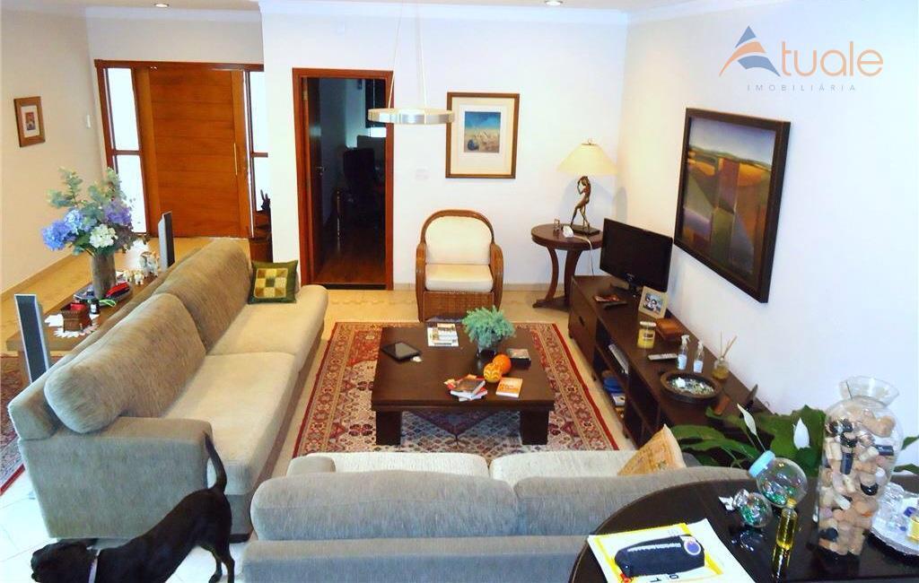 Casa de 4 dormitórios à venda em Werner Plaas, Americana - SP