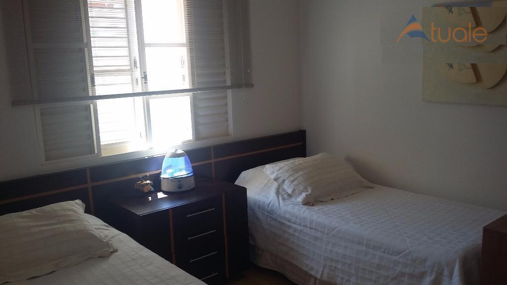 Casa de 3 dormitórios à venda em Jardim Paulistano, Americana - SP