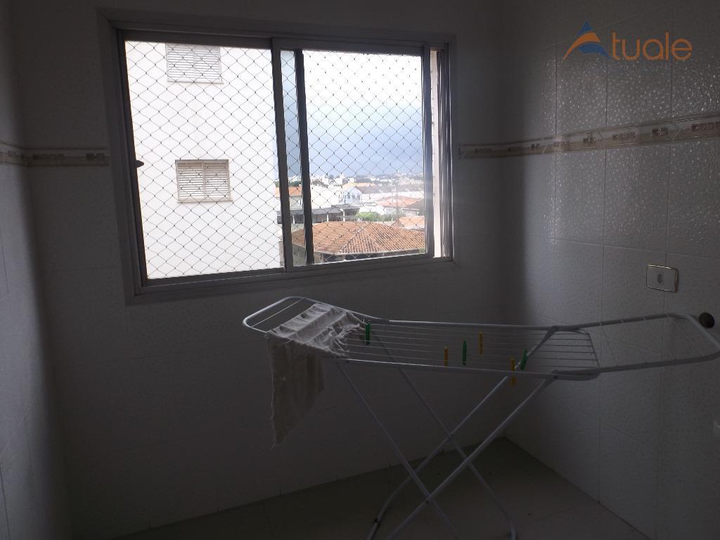 Apartamento de 3 dormitórios em Jardim Glória, Americana - SP