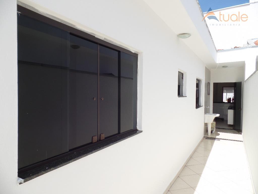 Casa de 2 dormitórios em Parque Residencial Salerno (Nova Veneza), Sumaré - SP