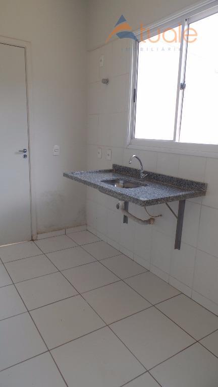 Casa de 2 dormitórios em Viver Sumaré, Sumaré - SP