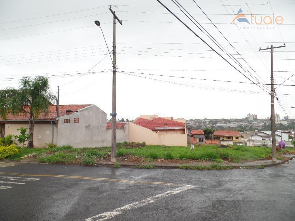 Terreno em Parque Manoel De Vasconcelos, Sumaré - SP