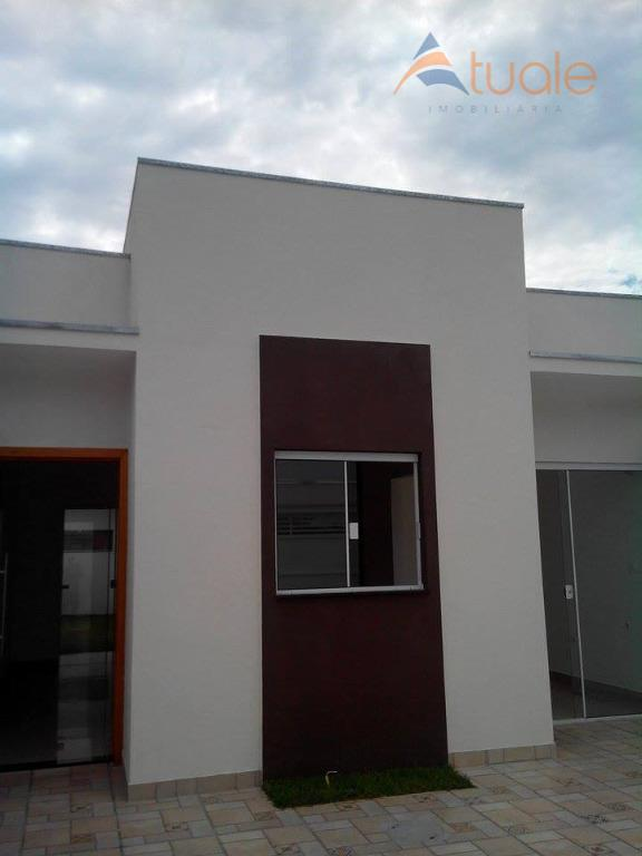 Casa de 3 dormitórios à venda em Jardim Boer Ii, Americana - SP