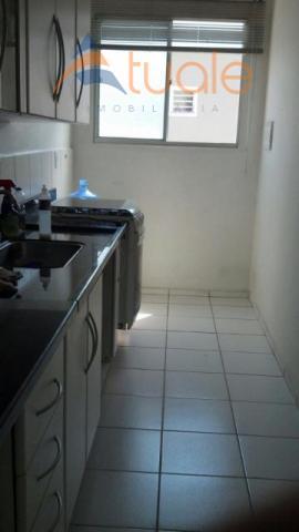 Apartamento de 2 dormitórios à venda em Vila Belvedere, Americana - SP