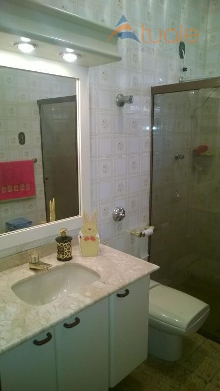 Casa de 3 dormitórios à venda em Jardim Glória, Americana - SP