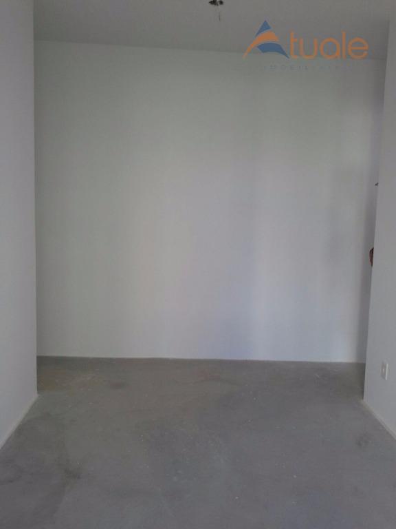 Apartamento de 2 dormitórios em Catharina Zanaga, Americana - SP