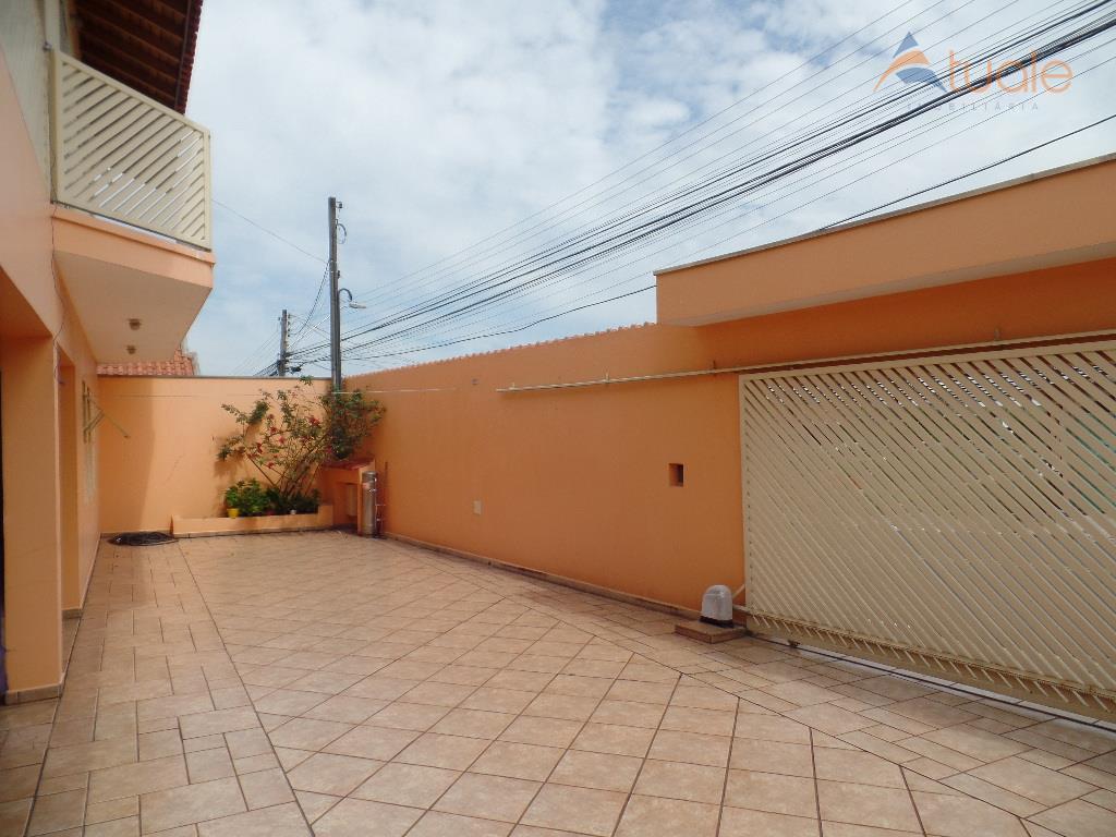 Casa de 4 dormitórios em Parque Silva Azevedo (Nova Veneza), Sumaré - SP