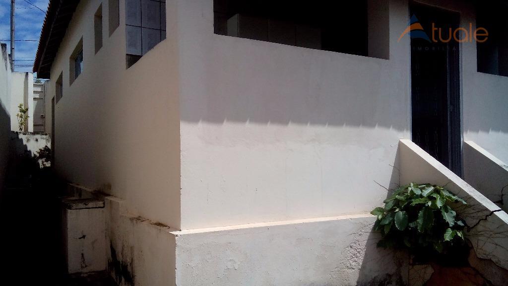 Casa de 3 dormitórios à venda em Jardim São Domingos, Americana - SP