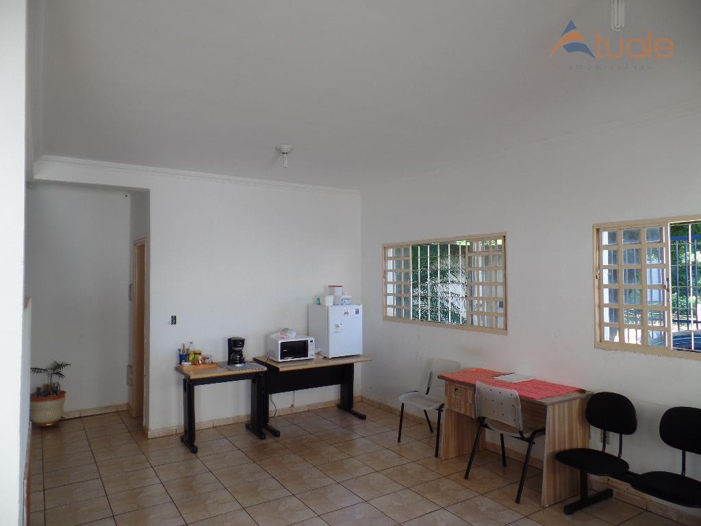 Galpão à venda em Parque Manoel De Vasconcelos, Sumaré - SP