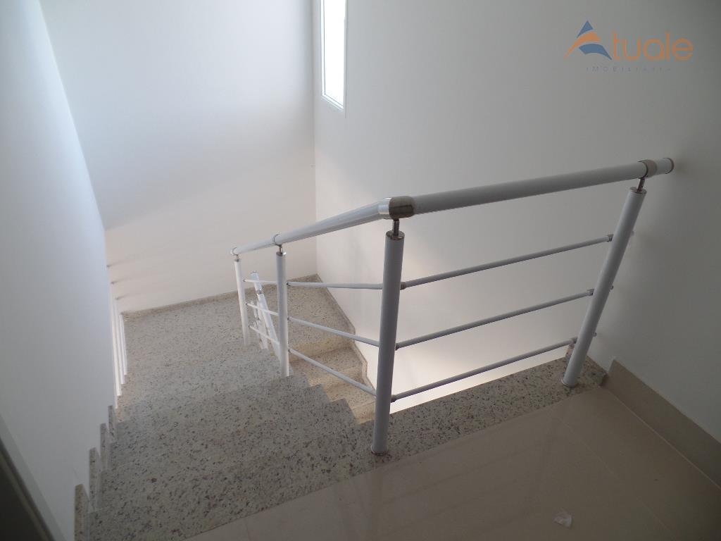 Casa de 3 dormitórios em Residencial Portal Do Lago, Sumaré - SP