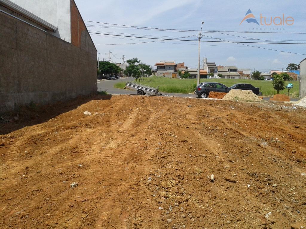 Terreno à venda em Residencial Bordon, Sumaré - SP