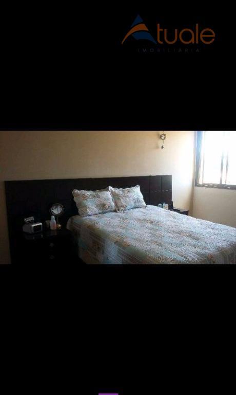 Apartamento de 4 dormitórios à venda em Jardim Ipiranga, Americana - SP