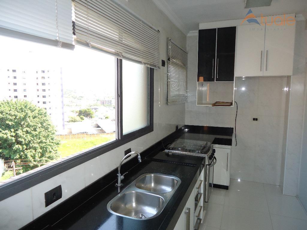 Apartamento de 3 dormitórios à venda em Vila São Pedro, Americana - SP