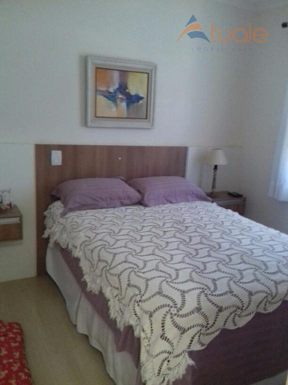Casa de 3 dormitórios à venda em Parque Villa Flores, Sumaré - SP