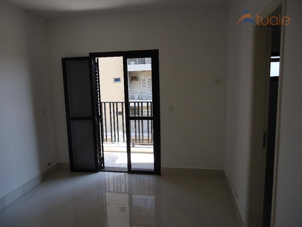 Apartamento de 3 dormitórios à venda em Werner Plaas, Americana - SP
