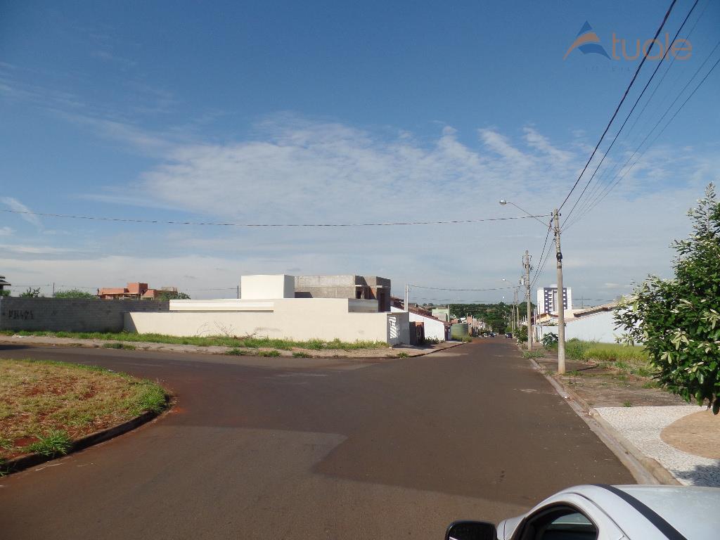 Terreno à venda em Jardim Residencial Ravagnani, Sumaré - SP