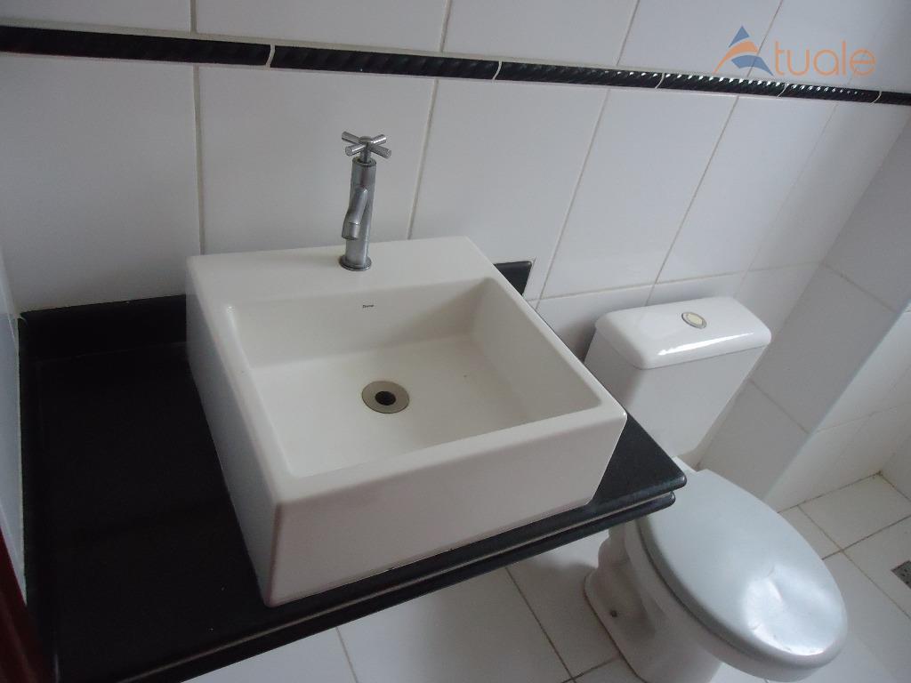 Apartamento de 2 dormitórios à venda em Vila Dainese, Americana - SP