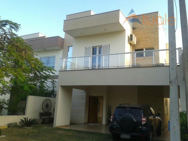 Casa residencial para venda e locação, João Aranha, Paulínia - CA3581.