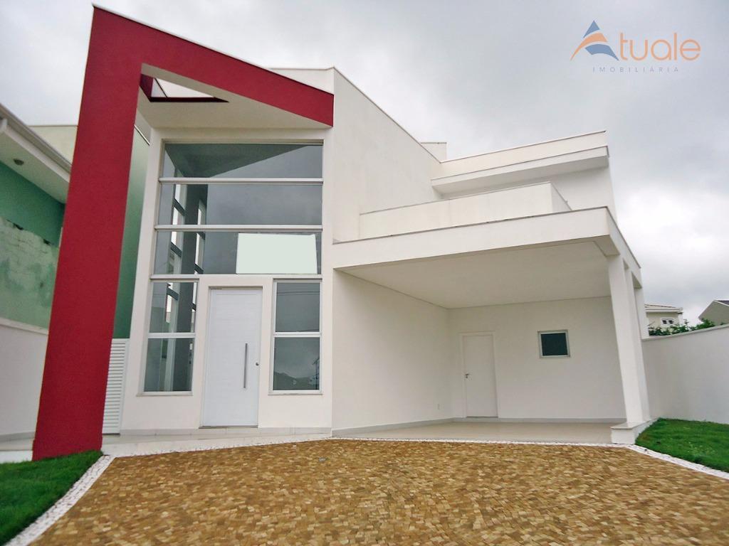 Casa residencial à venda, Figueira Branca, Betel, Paulínia - CA3852.