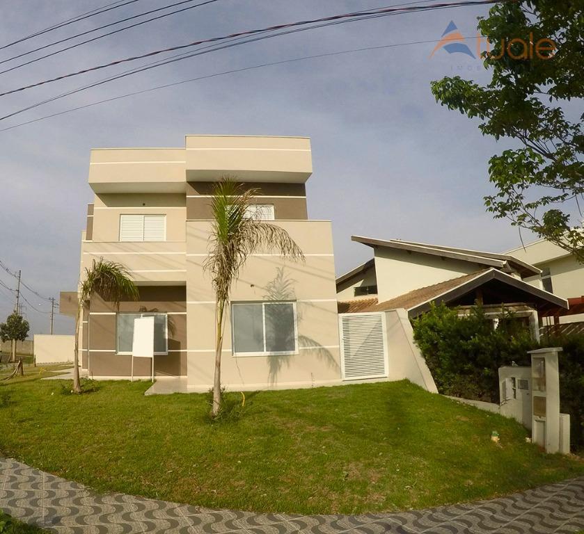Casa residencial para venda e locação, Parque Brasil 500, Paulínia - CA4127.