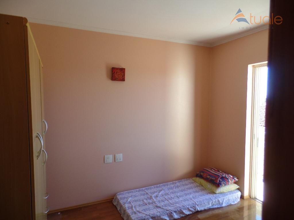 Casa de 4 dormitórios à venda em Parque Silva Azevedo (Nova Veneza), Sumaré - SP