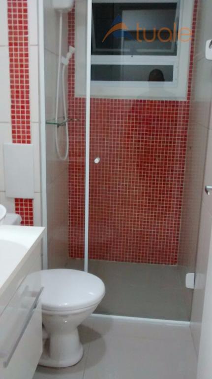 Apartamento de 2 dormitórios à venda em Jardim Interlagos, Hortolândia - SP