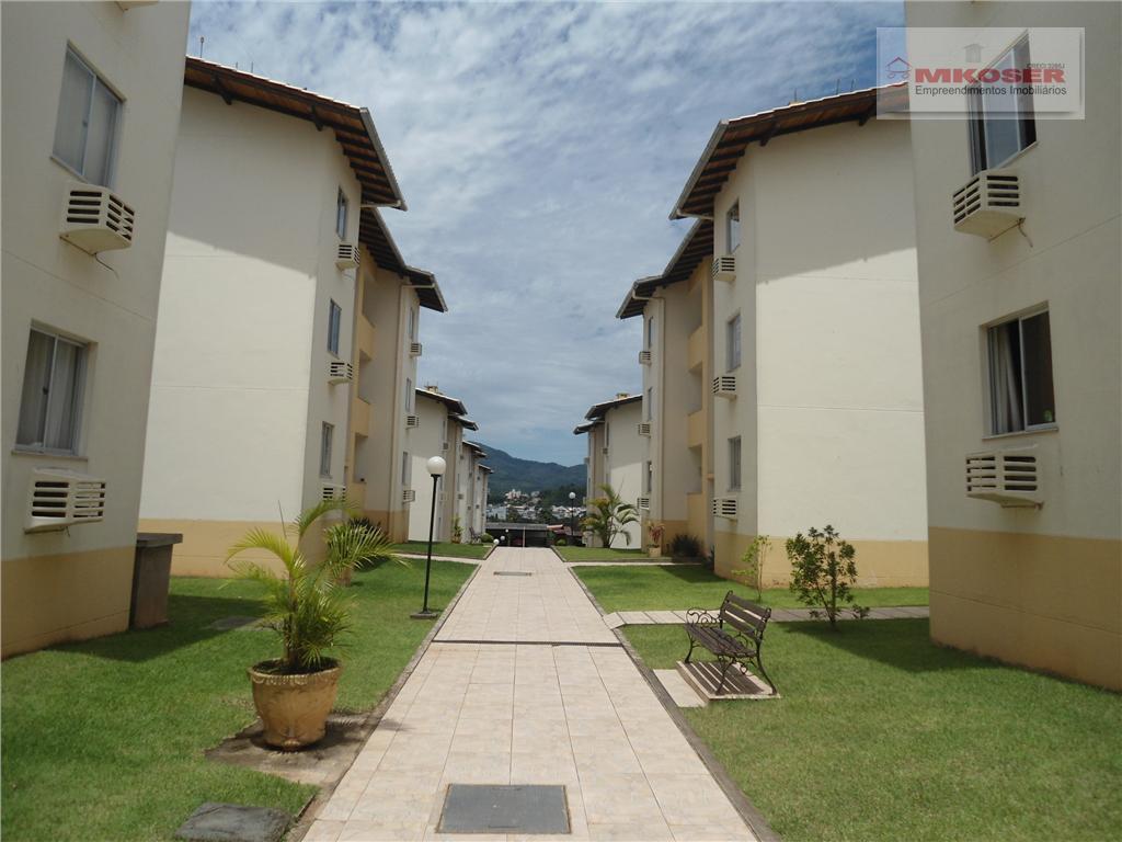 Apartamento residencial à venda, Itoupava Norte, Blumenau - AP0004.