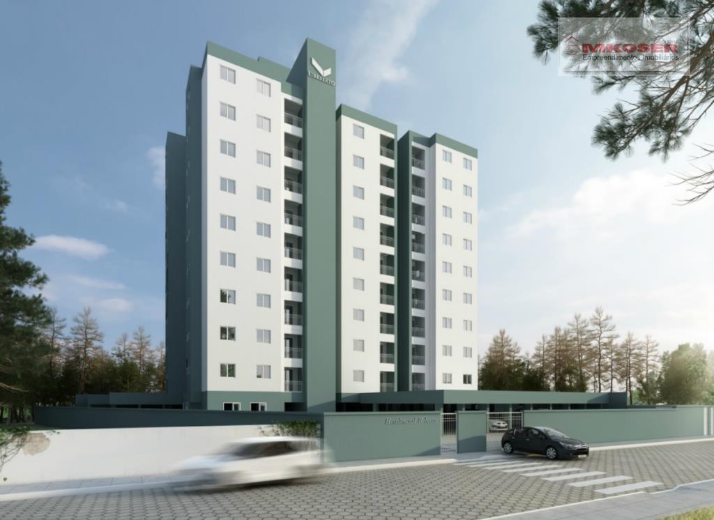 Apartamento residencial à venda, Itoupavazinha, Blumenau.