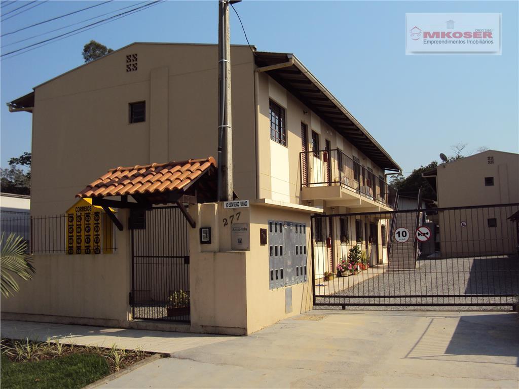 Apartamento residencial à venda, Testo Salto, Blumenau - AP0131.