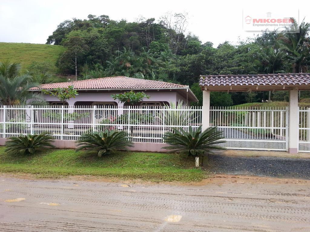 Sítio rural à venda, Lagoa, Ilhota.