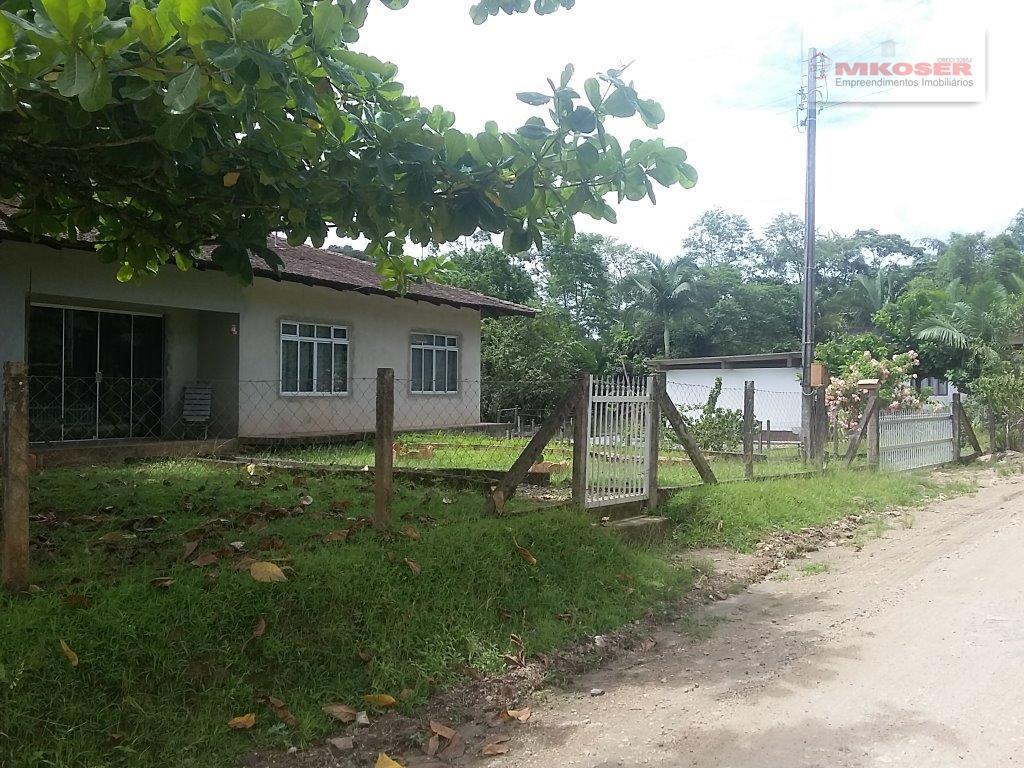 Sítio rural à venda, Testo Salto, Blumenau - SI0035.