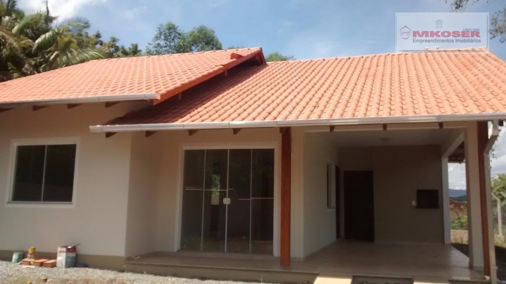 Casa residencial à venda, Encano Do Norte, Indaial - CA0232.