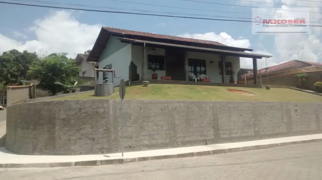 Casa residencial à venda, Itoupavazinha, Blumenau - CA0005.