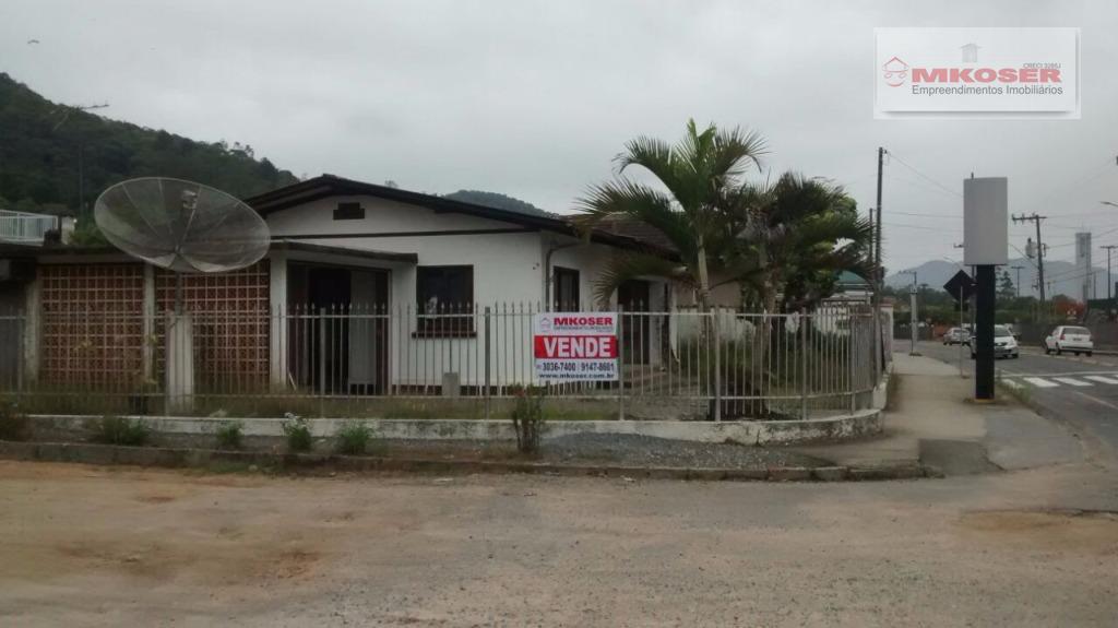 Terreno residencial à venda, Centro, Pomerode.