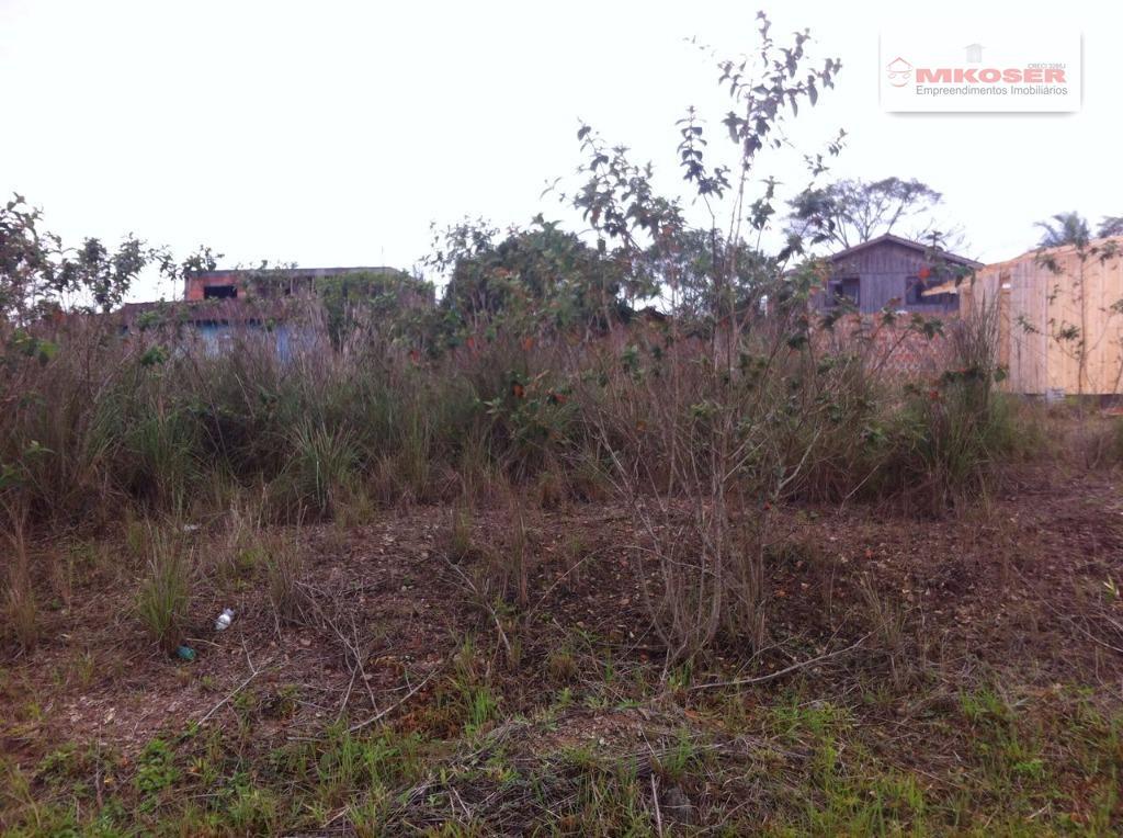 Terreno residencial à venda, Figueira, Gaspar.