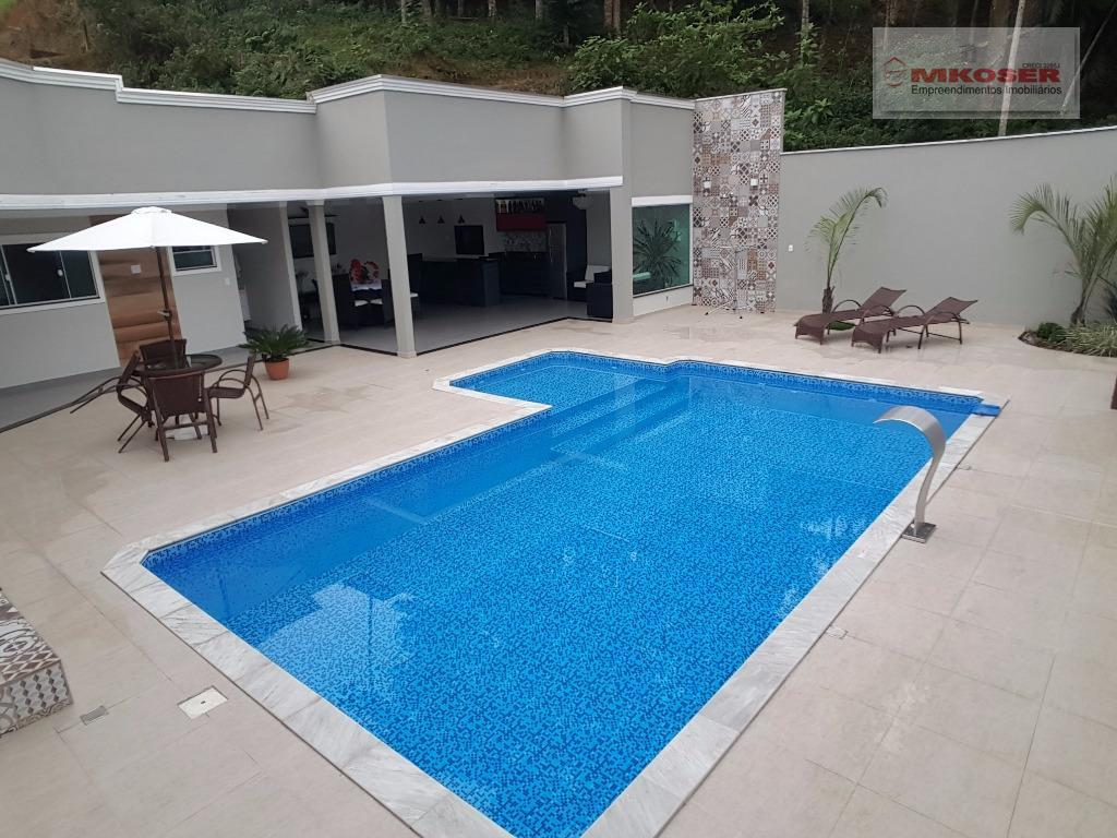 Casa residencial à venda, Itoupavazinha, Blumenau - CA0026.