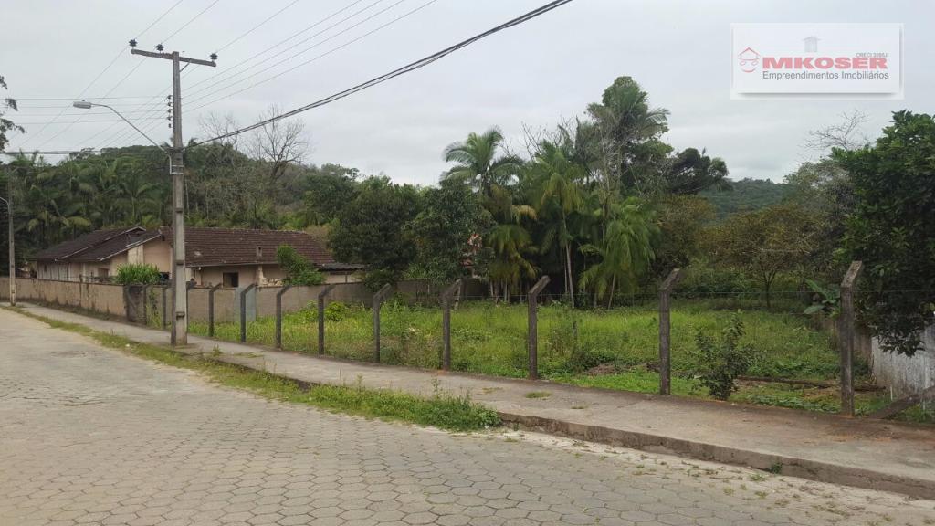 Terreno residencial à venda, Itoupava Central, Blumenau.