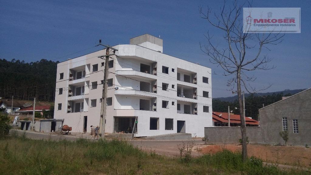 Apartamento residencial à venda, Centro, Presidente Getúlio.
