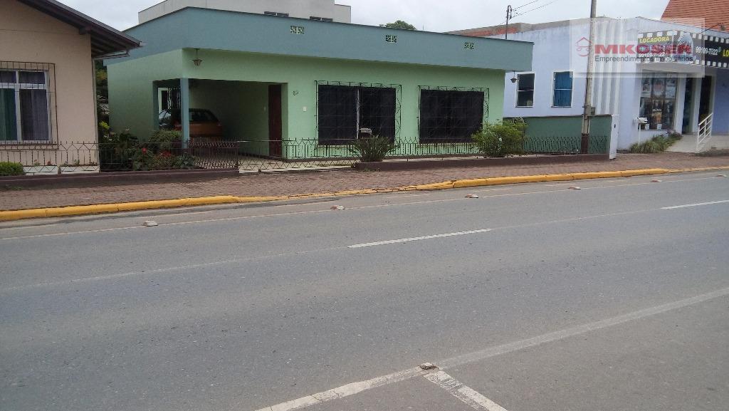 Casa residencial à venda, Centro, Presidente Getúlio.