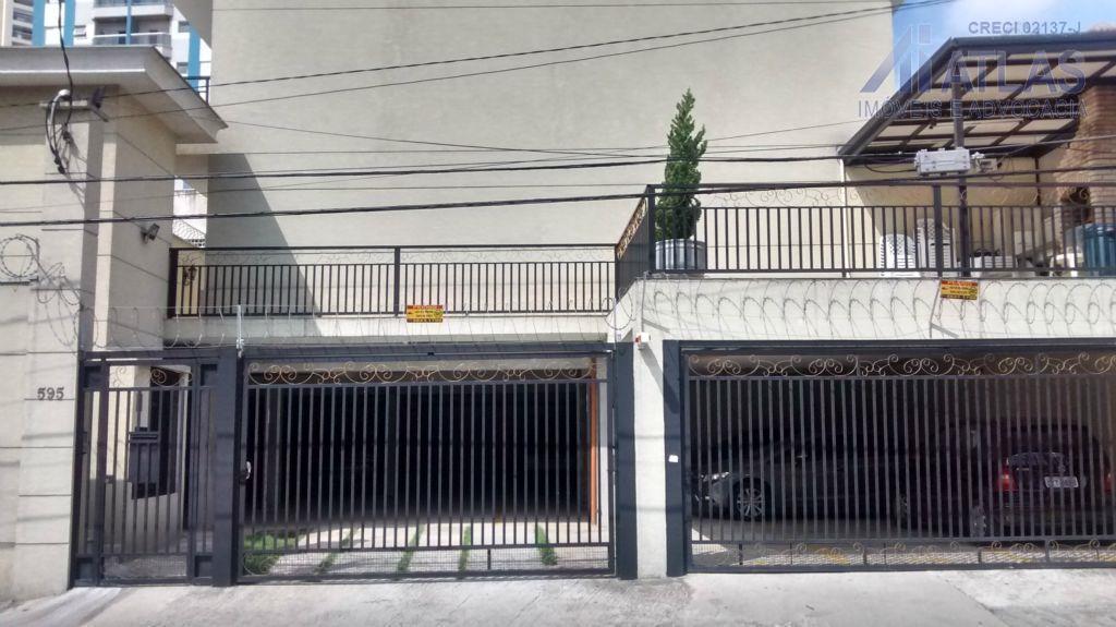 Sobrado residencial à venda, Vila Maria Alta, São Paulo - SO0159.