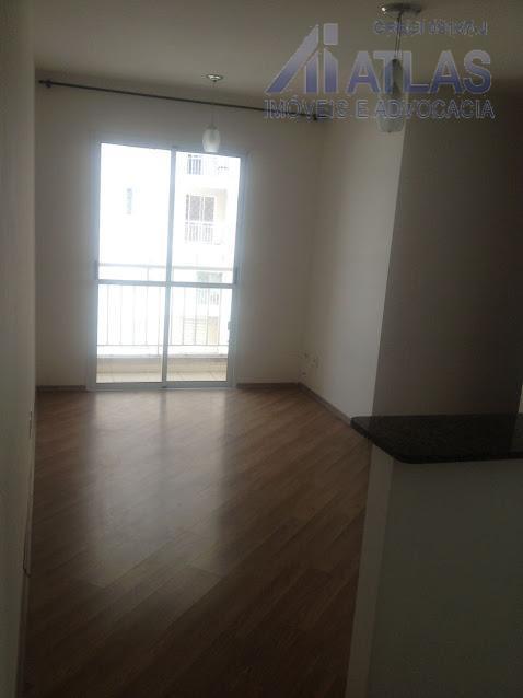 Apartamento residencial à venda, Vila Guilherme, São Paulo - AP0110.