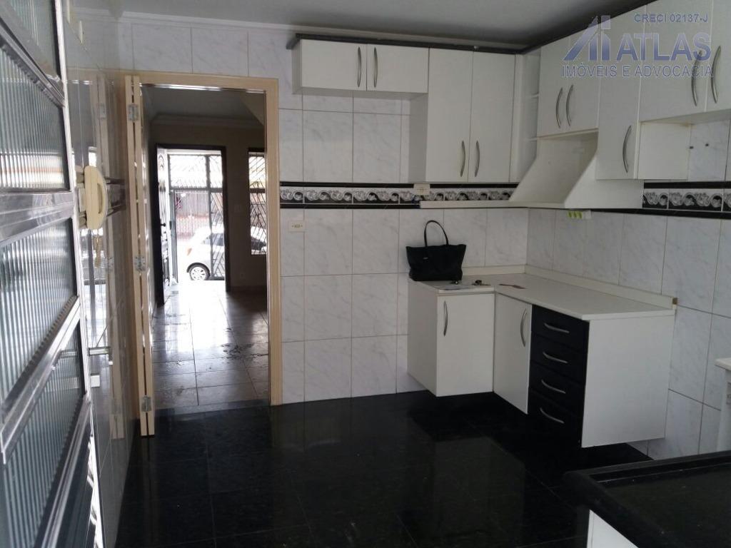 Sobrado residencial à venda, Vila Maria Alta, São Paulo - SO0265.