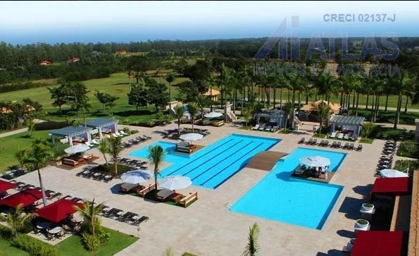 Terreno residencial à venda, Santa Bárbara Resort Residence, Águas de Santa Bárbara.
