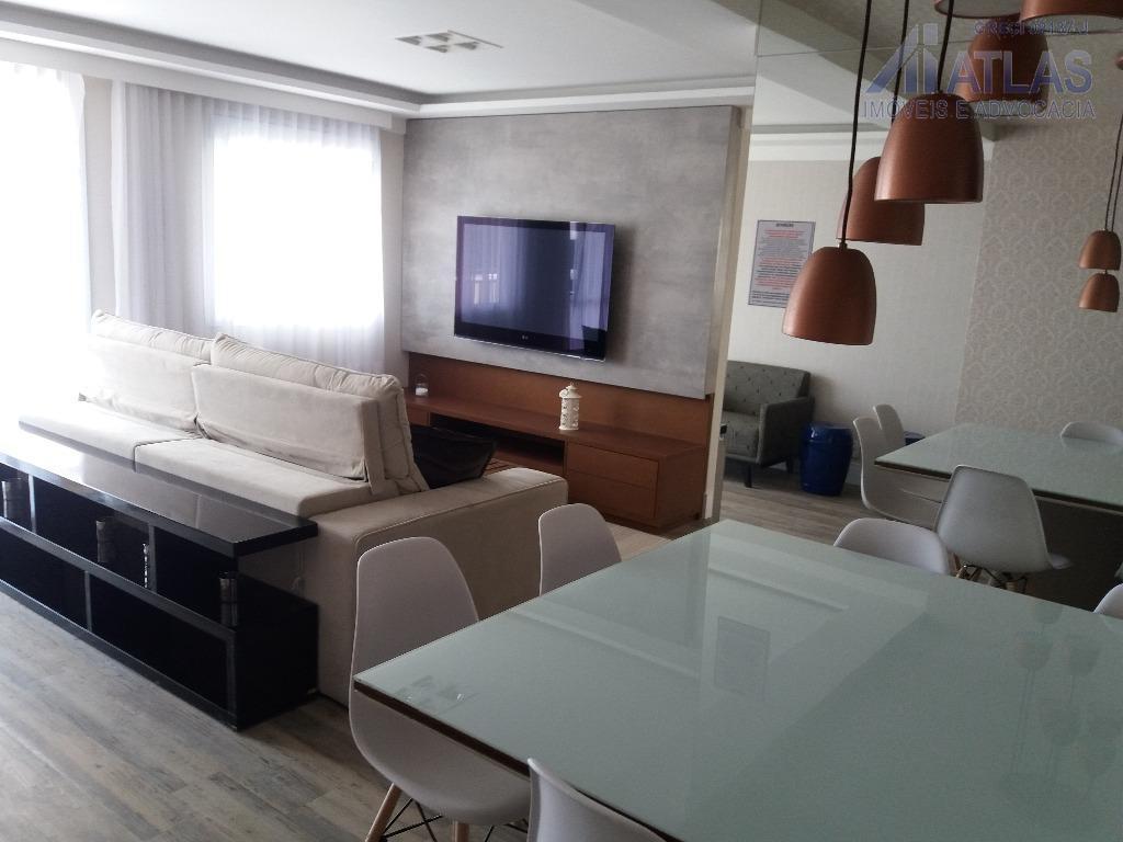 Apartamento residencial à venda, Vila Maria Baixa, São Paulo - AP0108.