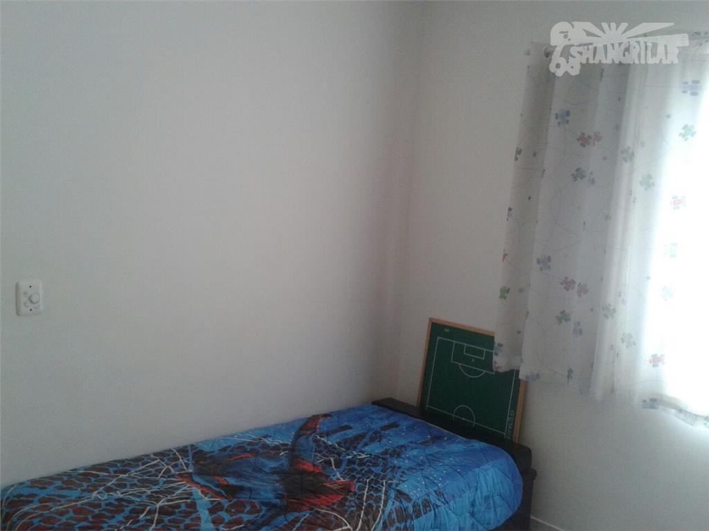 jordanópolis, apto. 55 m² sem elevador. 2 dormitórios, sala 2 ambientes, área de serviço integrada a...