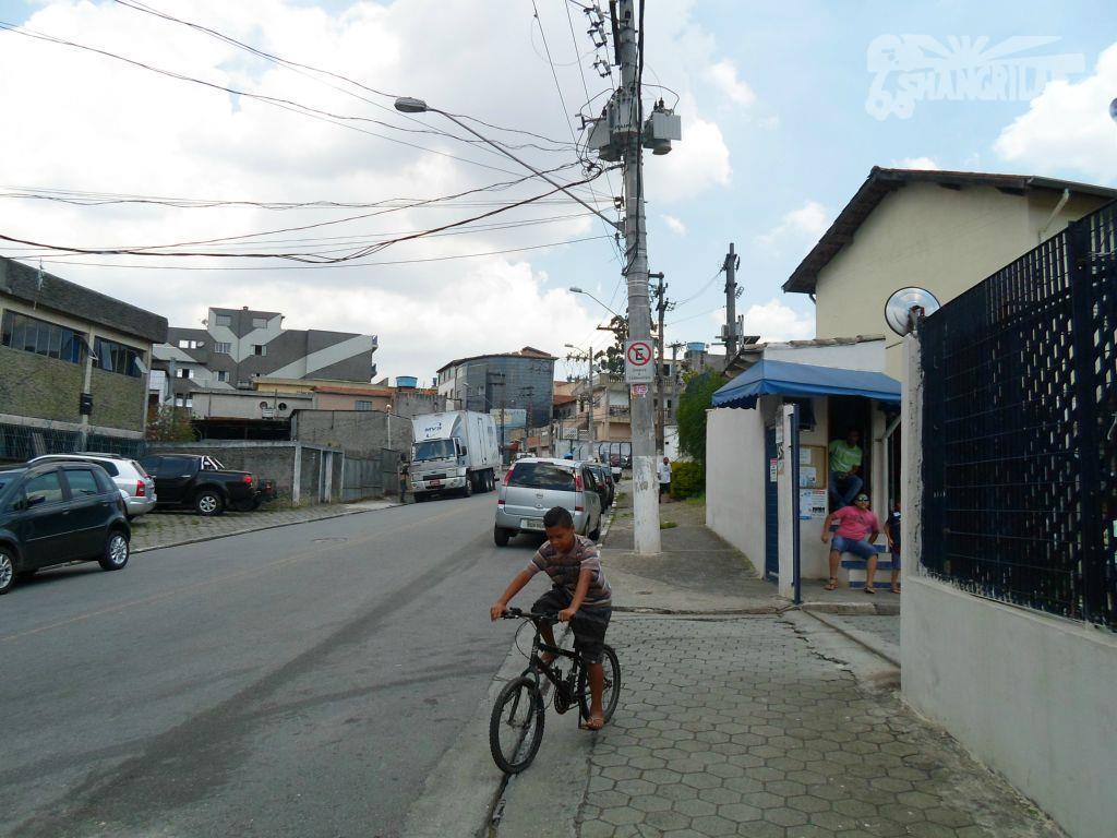 Apartamento residencial à venda, Vila Nogueira, Diadema.