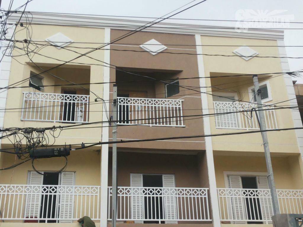Sobrado Novo  Residencial à Venda, Centro, Diadema.